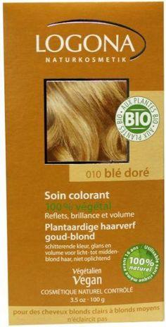 Logona Haarverf - Goudblond vind je snel met onze zoekhulp voor Bolcom voor natuurlijk en biologisch.