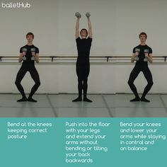 Ballet Tip: Exercises for Males Building Strength for Partnering - BalletHub