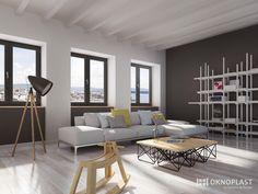 #interior design #windows #finestre #Oknoplast #koncept