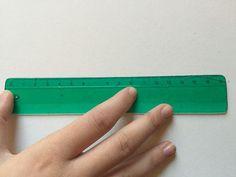 Jednotky délky - jednoduchá mnemotechnická pomůcka na naučení jednotek délky.