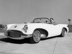 1954 Oldsmobile | Oldsmobile F88 Concept Car '1954