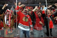 the blackhawks can't sing (but bless them for trying)  click on the pin!