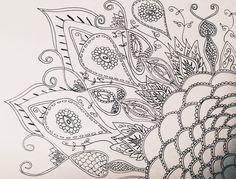 Mandala by Kelli Cantrell