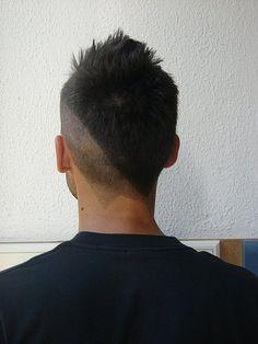 sharp haircut  by wip-hairport
