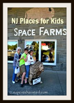 My Son says this is very favorite zoo.  North New Jersey Kid Place NJ Zoos : Space Farms #kidsplaces #NJ #kid #Travel