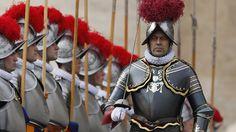 「スイス 傭兵 バチカン」の画像検索結果