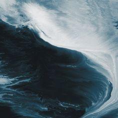 ocean waves - Matt Vial