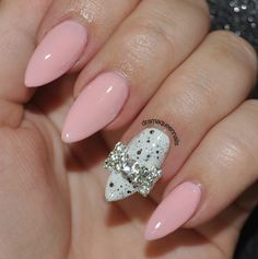 Almond nails :)