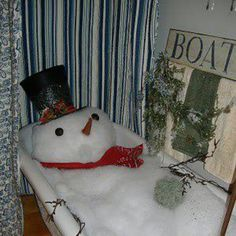Totally Doing This Holidays Pinterest Snowman Snow And Snow Men - 15 hilariously creative snowmen that will take winter to the next level 7 made my day