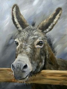 Denise Beuke Norvall The post Denise Beuke Norvall appeared first on Kunst und Design. Animal Paintings, Animal Drawings, Art Drawings, Painting Illustrations, Farm Paintings, Cow Art, Horse Art, Donkey Drawing, Arte Equina