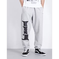 Justin Bieber Purpose Tour Champion jersey jogging bottoms (3 205de89dfd02c