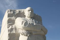 Martin Luther King, Jr. Memorial - Featured on RueBaRue