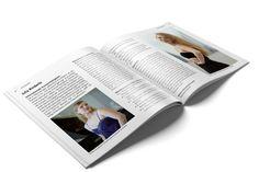 Booklet Layout Booklet Layout, Grafik Design, Polaroid Film, Storage, Decor, Purse Storage, Decoration, Larger, Decorating