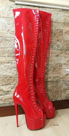 Thigh High Boots Heels, Hot High Heels, Platform High Heels, Sexy Heels, Heeled Boots, Shoes Heels, Cute Boots, Sexy Boots, Talons Sexy