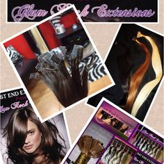 Attention stylists! East End Extensions presents:Glam Rock Extensions: www.eastendextensions.com to order! No certification needed #hairextensions #stylist