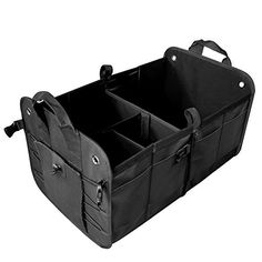 [UPGRADE]Car Auto Trunk Organizer SCOPOW Collapsible Heavy Duty Car Boot Organizer Waterproof Holder with 2 Large Compartments and Convenience Side Pockets for Car SUV Truck Minivan(Black) SCOPOW Collapsible Waterproof Compartments Convenience is a great pick from the best selling products in Automotive category in UK. Click below to see its Availability and Price in YOUR country.