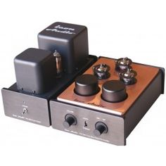 Icon Audio PS1 MkII Valve MM + MC Phono Stage
