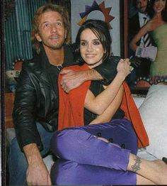 "Facundo Arana (Ivo Di Carlo/Martin Quesada) & Natalia Oreiro (Milagros ""Mili""/Monita)"