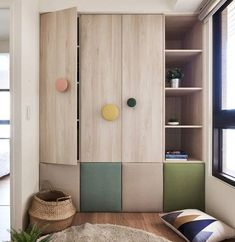 47 Fantastic Bedroom Cabinet Design Ideas For many people, buying furniture is not an important thing but they soon realize their mistake when they have to … Cool Kids Bedrooms, Kids Bedroom Designs, Kids Room Design, Bedroom Kids, Bed Design, Master Bedroom, Kid Bedrooms, Design Bedroom, Kids Furniture