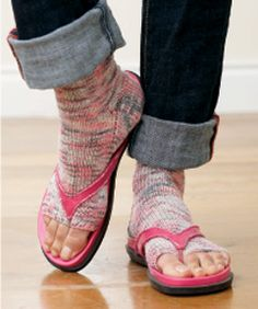 Pedicure socks I need these in the winter!!