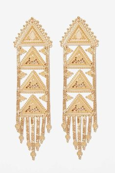 Nili Drop Earrings