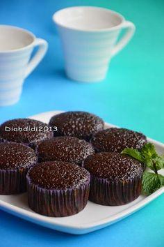 Diah Didi's Kitchen: Brownies Pisang Ekonomis