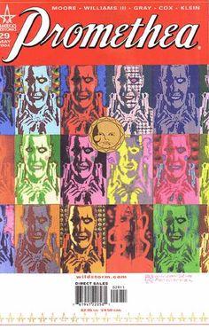 Warhol/Steranko ref.