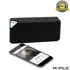 Amazon.com: Wireless Bluetooth Speaker for just $8.98 after Coupon Code…