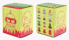 Way of suggesting multiple options for what can be created through simple illos Kids Packaging, Print Packaging, Packaging Design, Activity Box, Thinking Outside The Box, Futurama, Design Reference, Box Design, Graphic Design Inspiration