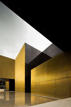 Platform of Arts and Creativity, Guimarães, 2012 by Pitágoras Arquitectos architecture Portugal