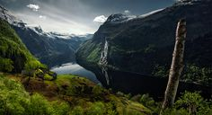 The Green Fjord, Norway | by Max Rive - Photo Tours