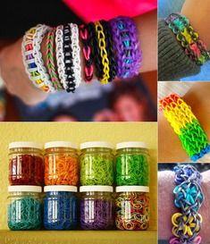 Amazing Rainbow Loom Ideas