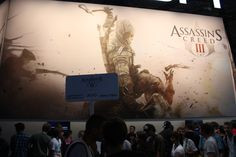 Assassin´s Creed III Booth