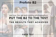Profoto B2 In the Field with Michael Anthony and Leonardo Volturo - Behind the Shutter