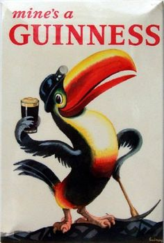 Yet another example of Guinness promoting sharp objects being utilized during working hours while enjoying beer...smart.