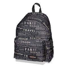 Eastpak Homme Padded PakR Bag, Noir