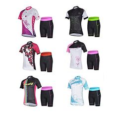 Weelly 2014 New Styles Women / Ladies Short Sleeve Bicycle Cycling Jersey Pant Coolmax Padding / Pad Summer - http://ridingjerseys.com/weelly-2014-new-styles-women-ladies-short-sleeve-bicycle-cycling-jersey-pant-coolmax-padding-pad-summer/