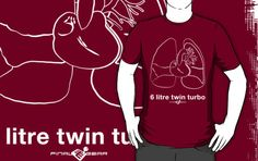 Six Litre Twin Turbo (dark shirt) by finalgear