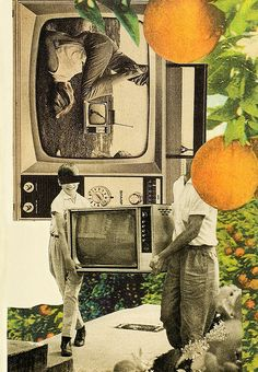 Reality Oranges by hugowerner, via Flickr