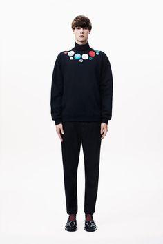 #ChristopherKane #Fall_2014_Menswear Collection #London Style.com