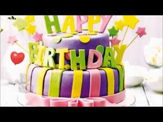 ΕΥΧΕΣ ΓΕΝΕΘΛΙΩΝ - YouTube Birthday Cake, Desserts, Youtube, Food, Birthday, Tailgate Desserts, Deserts, Birthday Cakes, Essen