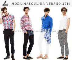 Moda Verano Ropa Felix Para Hombre De 2014 pOxqzT