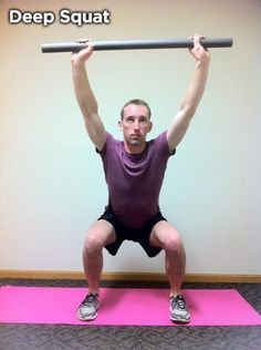 The Functional Movement Screen: 8 Articles to Help You Assess Yourself and Your Clients   Breaking Muscle