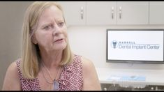 Dental Implants at Harrell Dental Implant Center-Annette's Story Bone Grafting, Tooth Replacement, Dental Implants, Charlotte, Videos
