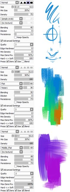 A blog for Paint Tool Sai brushes! I do not take credit for these posts. Links: Visit our dA |...