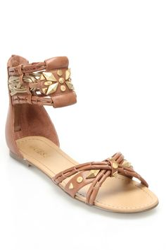 Boho Sandals - Love these! Guess Toronto Flat Sandals