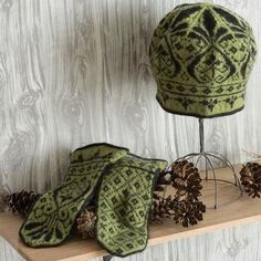 Check out Classic Elite Yarns 9241 Linea Hat & Mittens PDF at WEBS   Yarn.com.