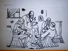 Προσχολική Παρεούλα : Η επανάσταση του Εικοσιένα με απλά λόγια .. Spring Activities, Blog, Home Decor, Art, Education, School, Art Background, Decoration Home, Room Decor