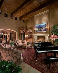 1000 Images About Beamed Ceilings On Pinterest Paradise Valley Luxury Homes And Spanish Colonial