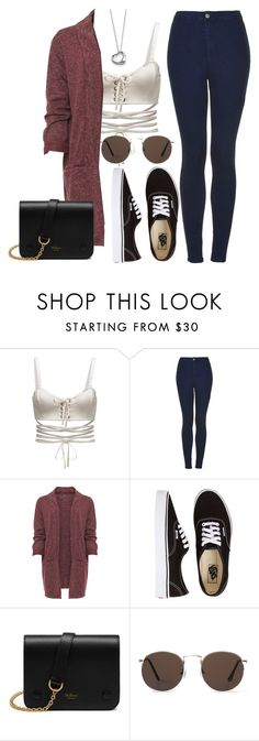 """""""Sin título #3166"""" by greciavalentino ❤ liked on Polyvore featuring Puma, Topshop, WearAll, Vans, Mulberry, MANGO, Elsa Peretti and plus size clothing"""